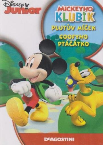 Mickeyho klubík: Plutův míček ,Goofyho ptáčátka