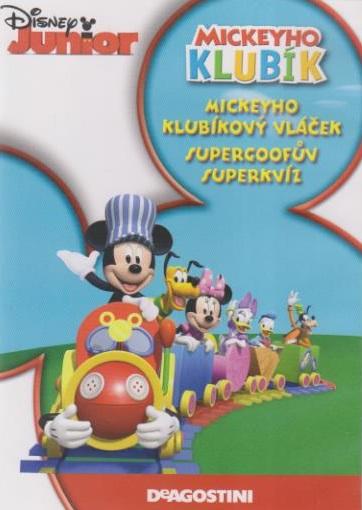 Mickeyho Klubík : Mickeyho klubíkový vláček,Supergoofův superkvíz