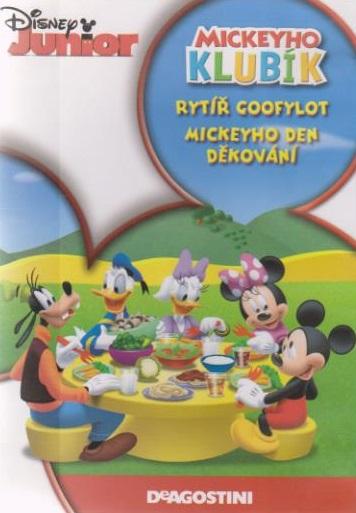 Mickeyho Klubík: Rytíř Goofylot,Mickeyho den děkování