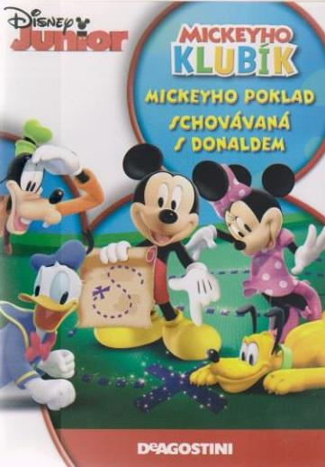 Mickeyho klubík: Mickeyho poklad,Schovávaná s Donaldem