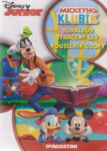Mickeyho klubík: Donaldův ztracený lev,Kouzelník Goofy