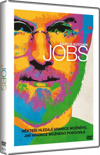 Jobs DVD plast