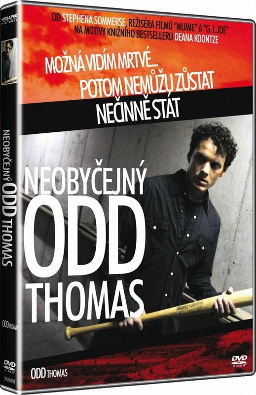 Neobyčejný Odd Thomas/plast/