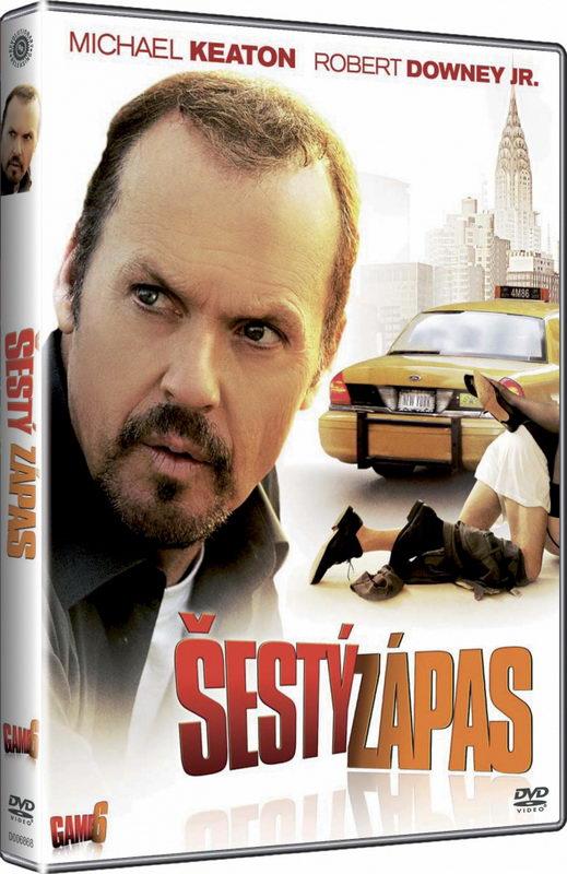 Šestý zápas - DVD