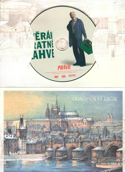 Vratné lahve ( dárkový obal ) - DVD