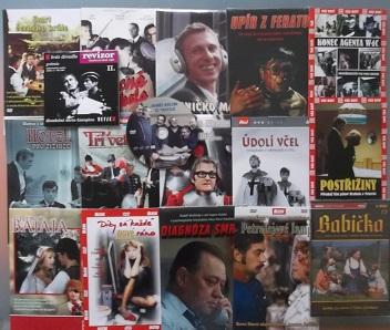 Kolekce Petr Čepek - 17 DVD
