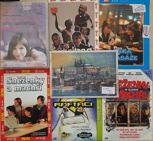 Kolekce Jan Antonín Duchoslav - 7 DVD