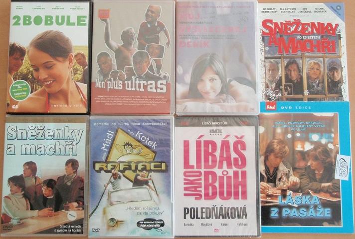 Kolekce Jan Antonín Duchoslav - 8 DVD