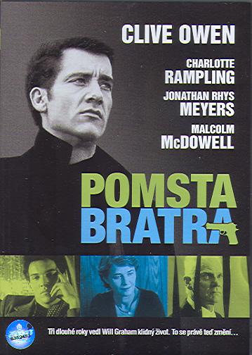 Pomsta bratra - DVD