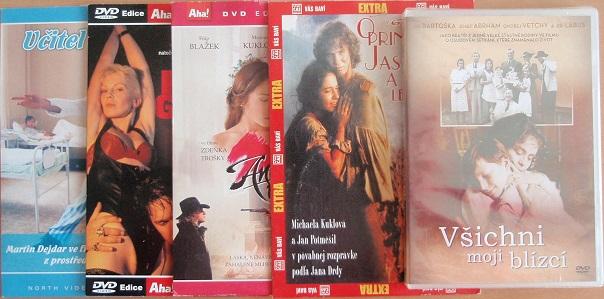 Kolekce Michaela Kuklová - 5 DVD