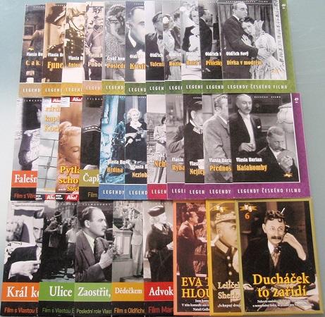 Nejlepší černobílý filmový výběr - 28 DVD