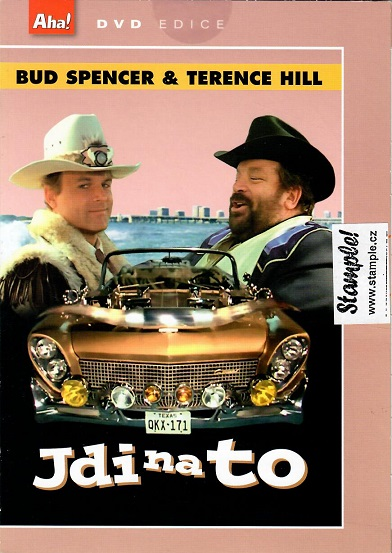 Jdi na to - DVD pošetka