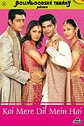 Koi Mere Dil Mein Hai - DVD (původní znění, cz titulky)