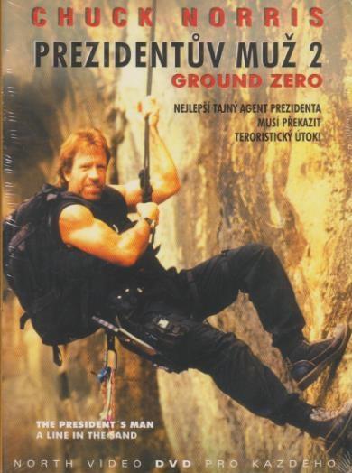Prezidentův muž 2. - DVD