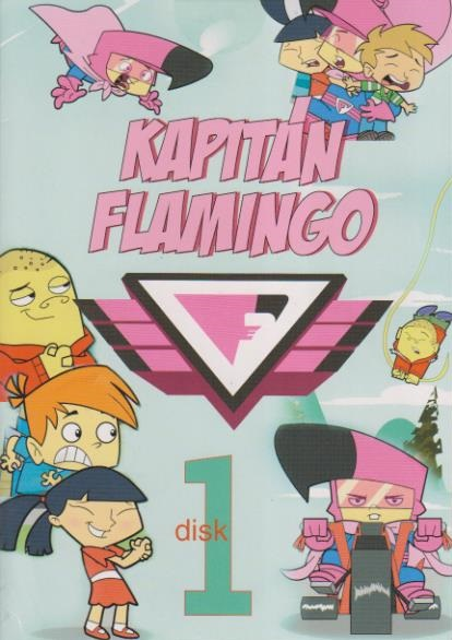 Kapitán Flamingo 1. - DVD