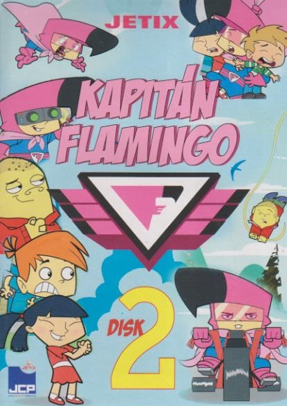 Kapitán Flamingo 2. - DVD