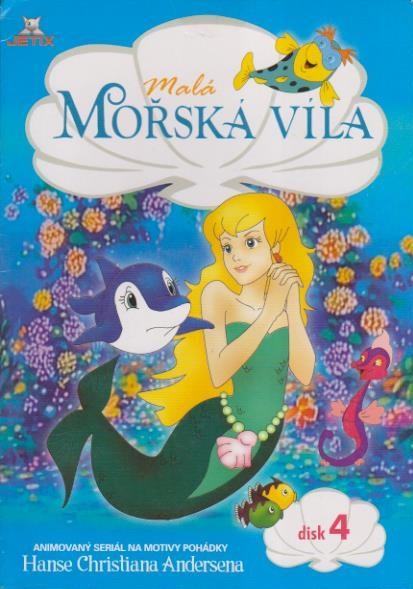Malá mořská víla - disk 4 - DVD