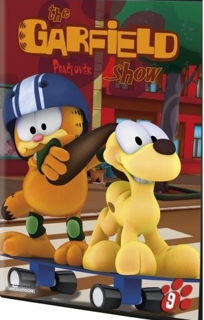 The Garfield show 09 - Pračlověk - DVD