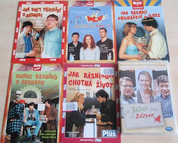 Kompletní kolekce Básníků - 6 DVD