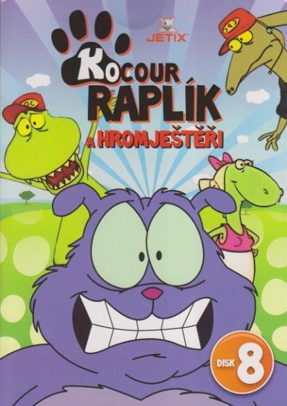 Kocour Raplík 08 - DVD