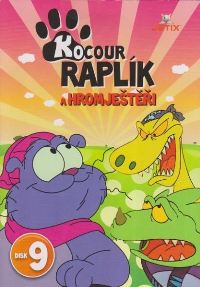 Kocour Raplík 09 - DVD