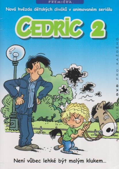 Cedric 02 - DVD