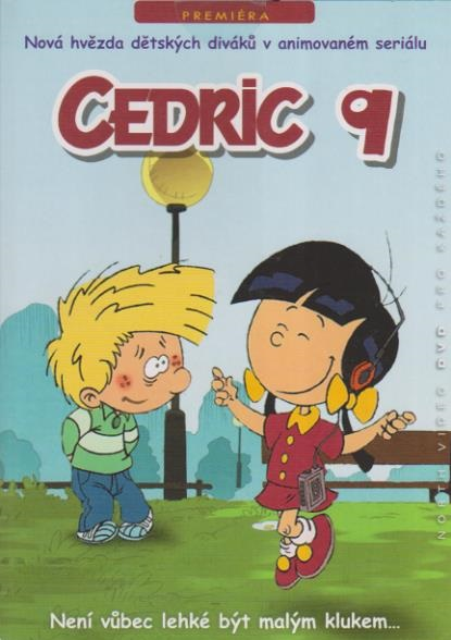 Cedric 09 - DVD