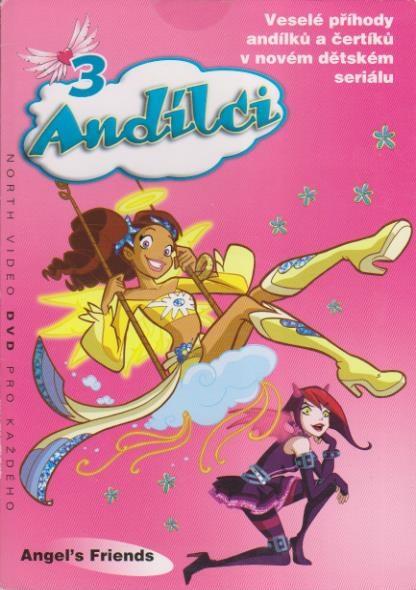 Andílci 03 - DVD
