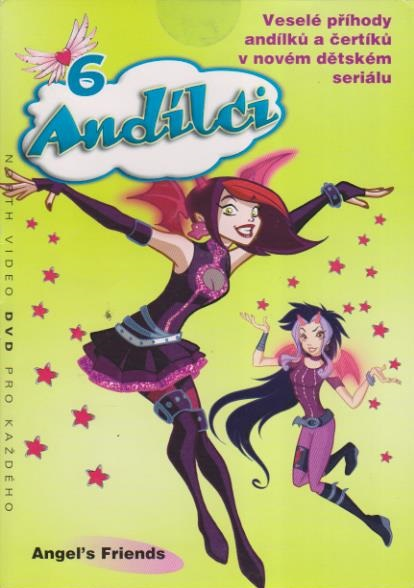 Andílci 06 - DVD
