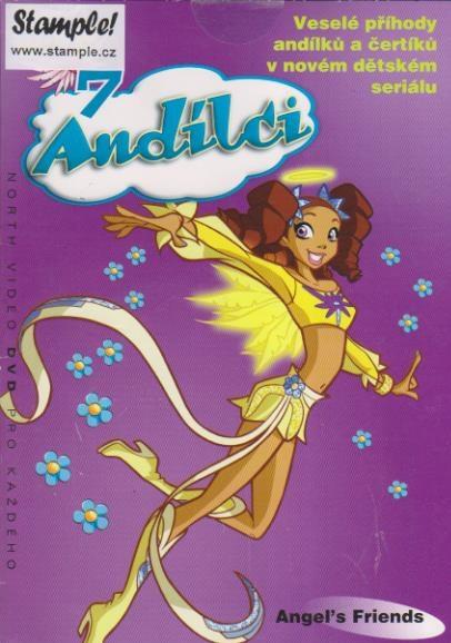 Andílci 07 - DVD