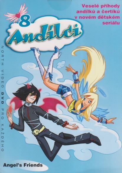 Andílci 08 - DVD