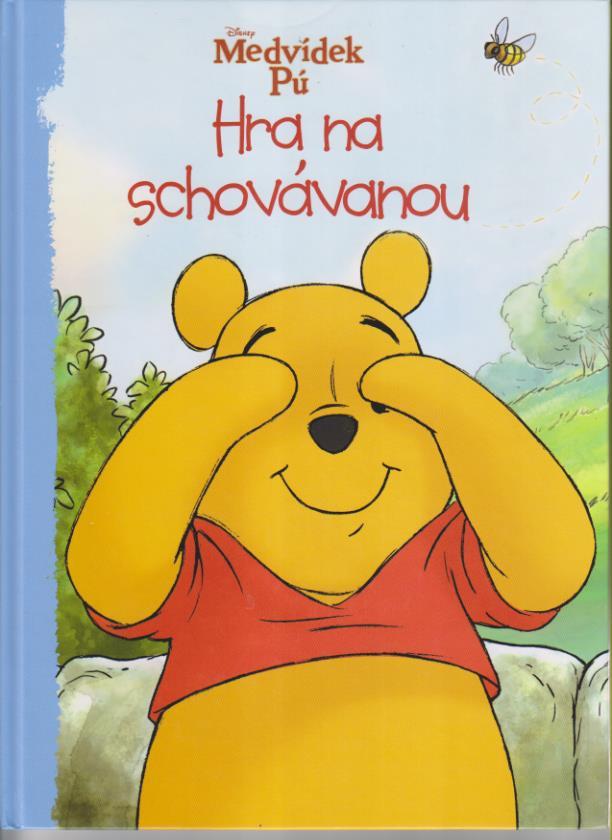 Medvídek Pú - Hra na schovávanou