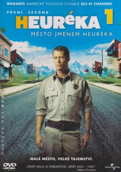 Heuréka 1, první sezóna - DVD