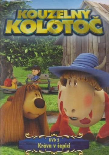 Kouzelný kolotoč - Kráva v čepici DVD 2