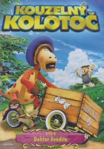 Kouzelný kolotoč - Doktor Svědíto 08 - DVD