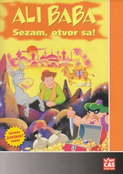 Ali Baba - Sezam,otvor sa ! - DVD