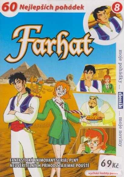 Farhat - 8. DVD