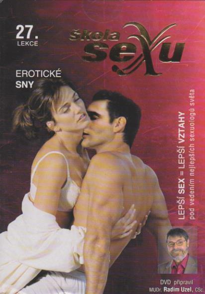 Škola sexu 27 - Erotické sny - DVD
