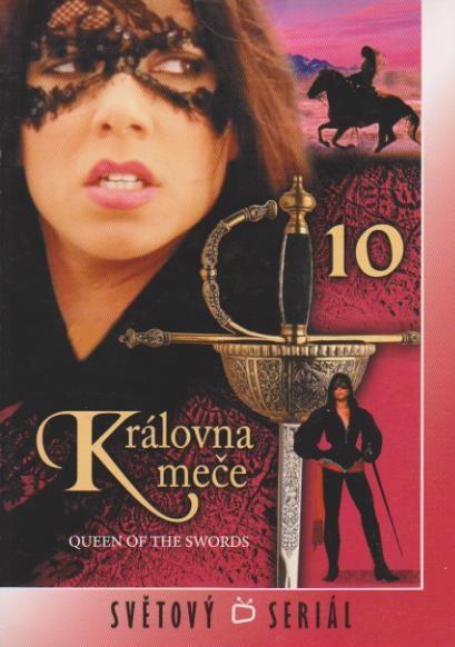 Královna meče 10 - DVD