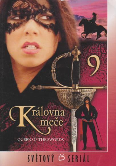 Královna meče 9 - DVD