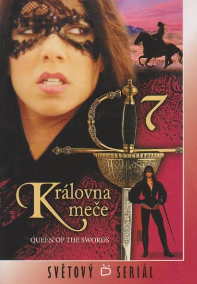 Královna meče 7 - DVD