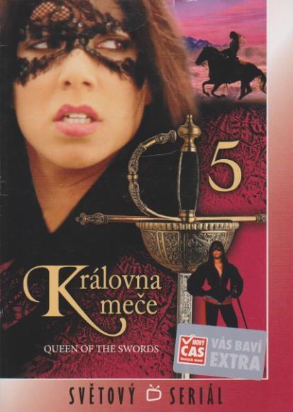 Královna meče 5 - DVD