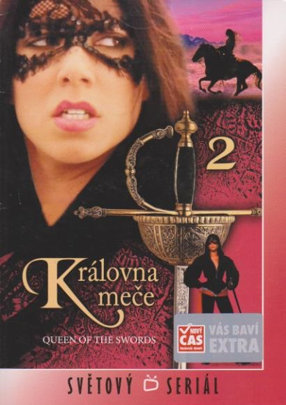 Královna meče 2 - DVD