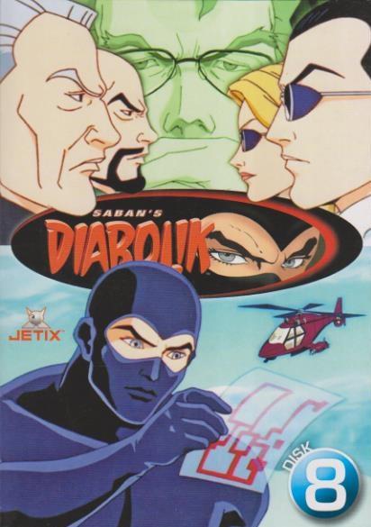 Diabolik 08 - DVD