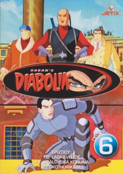 Diabolik 06 - DVD