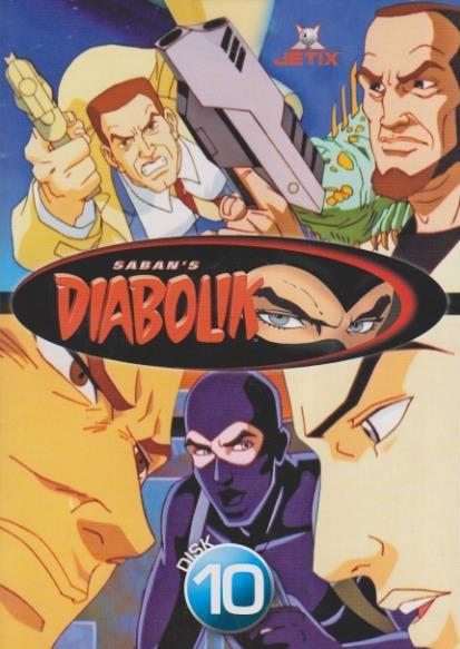 Diabolik 10 - DVD