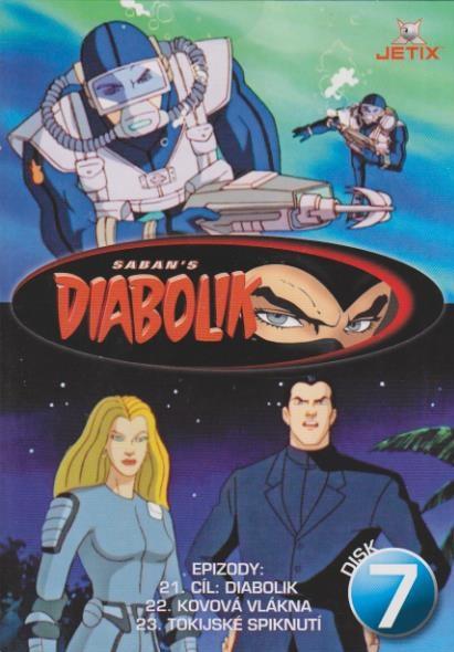 Diabolik 07 - DVD
