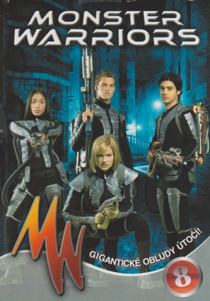 Monster warriors DVD 8
