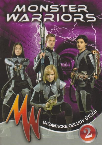 Monster warriors DVD 2