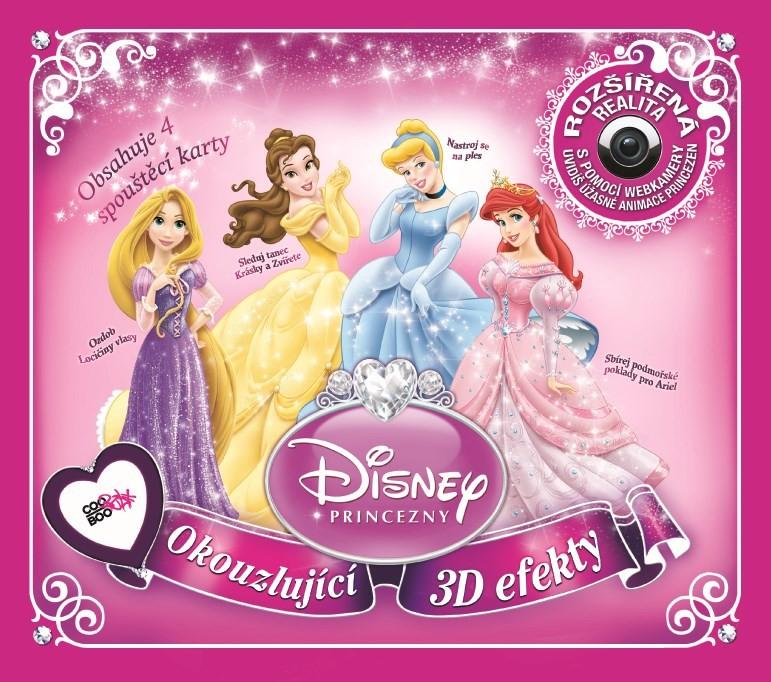 Disney Princezny - Okouzlující 3D efekty